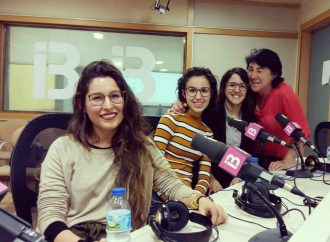 Entrevista Vitamina 3 Ib3  Radio