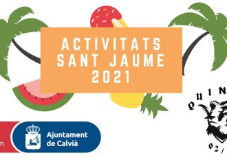 Asociación Asperger en Sant Jaume 2021 en Calvìa